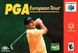PGA European Tour (USA) Box Scan